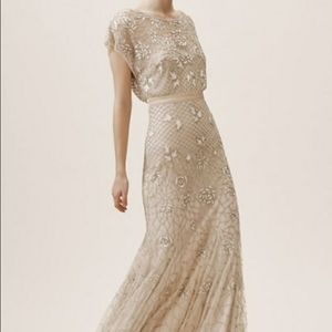Outer Sunset BHLDN Gown